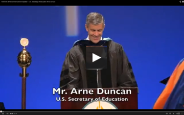 Secretary Arne Duncan Hostos Speech Video