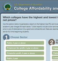 College Affordability and Transparency Center