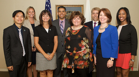 the 2013-2014 Teaching Ambassador Fellows