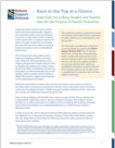 State Rules for Including Student Achievement Data in Teacher Evaluation - cover image