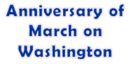 Anniversary of March on Washington