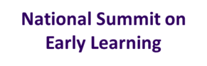 National Summit on Early Learning