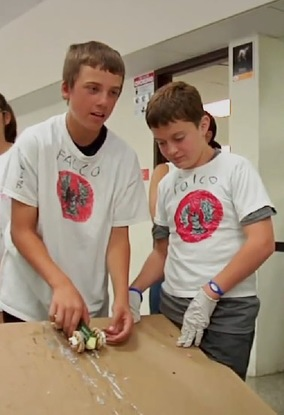 STEM Edible Cars Video