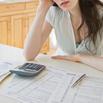 Girl with Calculator