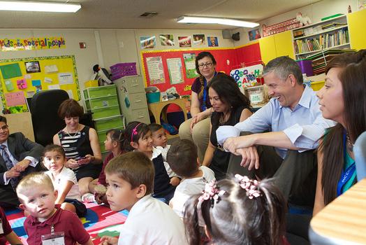 Duncan Visiting Schools