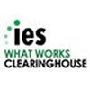 ies What Works Clearinghouse