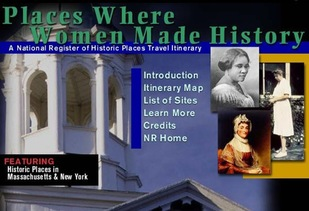 Places Where Women Have Made History