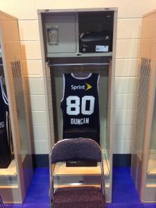 Jersey locker