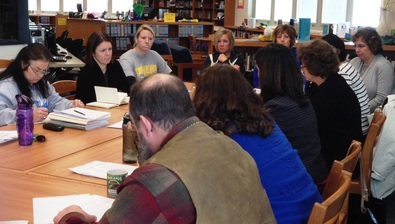 Ohio teacher roundtable
