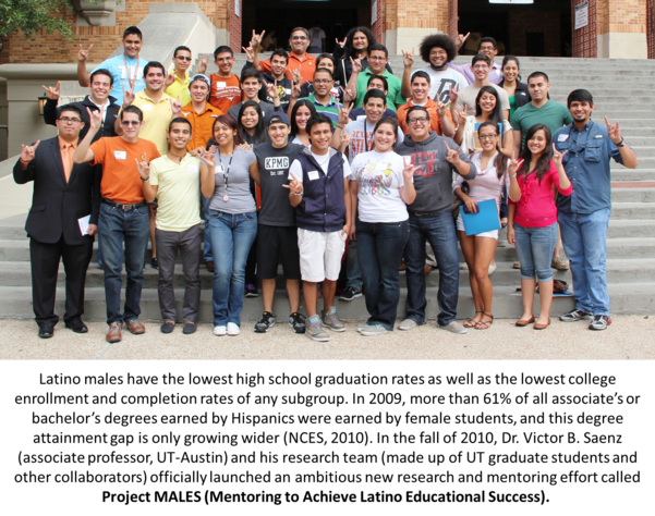 Students from UT-Austin