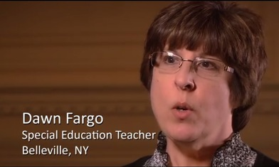 Still from Teachers Dispel Myths