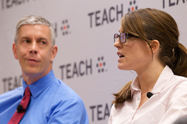 TEACH event in DC