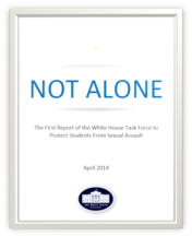 Not Alone Report