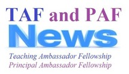 TAF and PAF Fellowships
