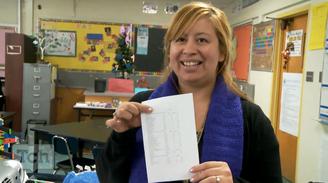 Saray Felix teaches at Woodrow Wilson Senior School in Los Angeles, CA.
