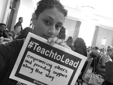 teach to lead Twitter chat