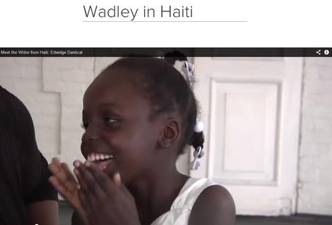 Wadley in Girl Rising