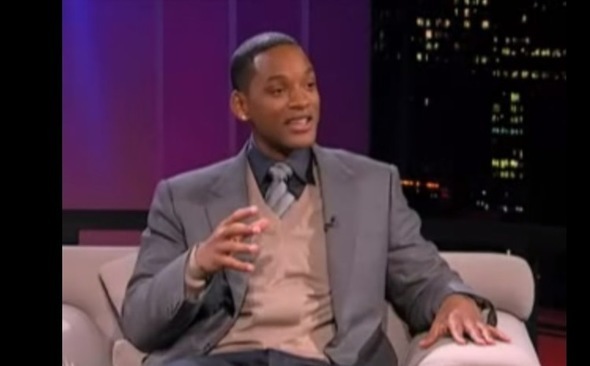 Will Smith on Tavis Smiley