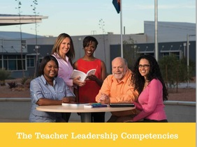 cover of The Teacher Leadership Competencies