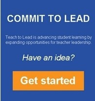 Commit to Lead commitment box