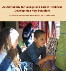 New Accountability report cover