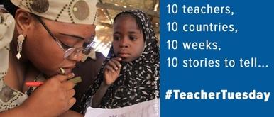 #teachertuesday