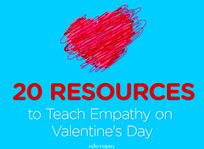 heart with empathy resources