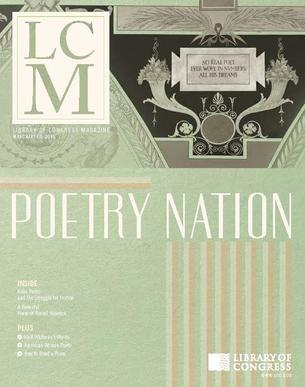 pOETRY mONTH mAGAZINE