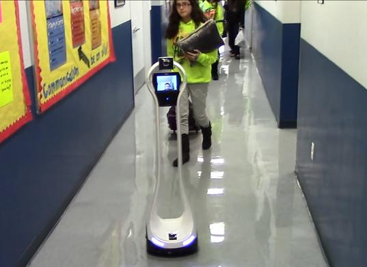 Kyle's robot