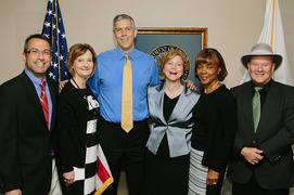 2015 Inductees in the National Teacher Hall of Fame