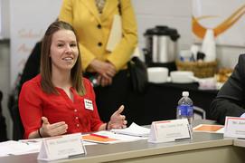 Teachers at the Louisville (Kentucky) Teach to Lead Summit