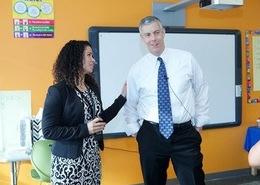 Arne and teacher