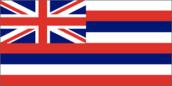 Hawaiian State Flag