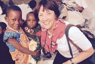 Libby in Africa