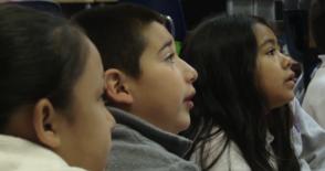 children persisting video