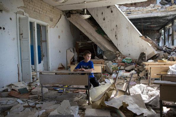 Oleg in Ukraine
