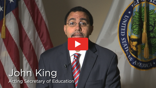 John King on filling out the FAFSA