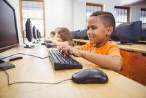 kids in technology