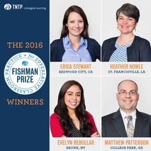 Fishman prize winners