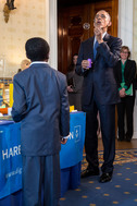 kid scientists at white house