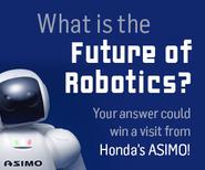Honda Robotics Robot