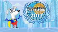 peace in street logo