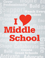 Middle level education month