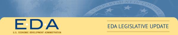 EDA Legislative Update