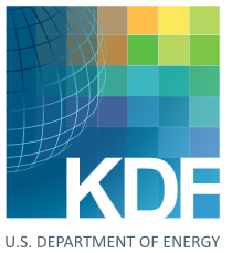 Unsized KDF Logo