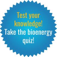 Test Your Knowledge! Take the Bioenergy Quiz