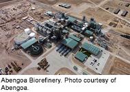 Abengoa Biorefinery Aerial Shot