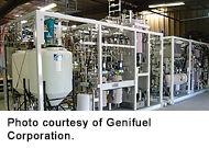 Hydrothermal Processing Pilot System. Courtesy of Genifuel Corporation.