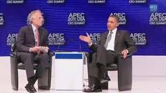 Obama at APEC
