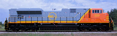 iron ore oc canada locomotive